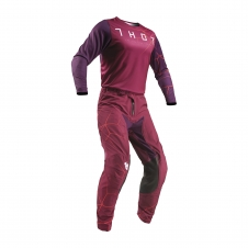 Thor 2019 Prime Pro Infection, maroon/orange
