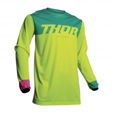 Thor 2019 Jersey Pulse Factor, neon/pink