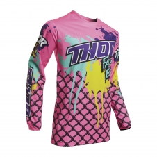 Thor 2020 Jersey Pulse Fast Boyz, pink, S