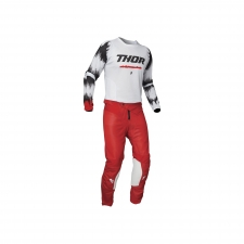 Thor 2021 Kinder Combo Pulse Air Rad, rot/weiss