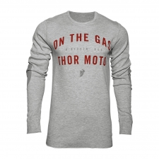 Thor T-Shirt 2017 langarm On the Gas Thermal weiss S