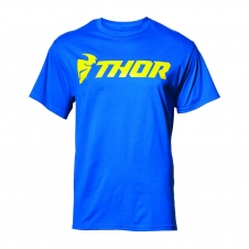 Thor T-Shirt 2018 kurzarm LOUD royalblau