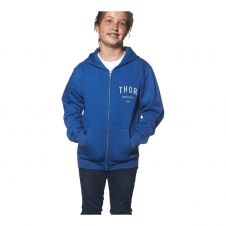Thor Girl Zip Hoodie ZIP SHOP blau