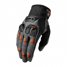 Thor Handschuhe Defend grau/orange L
