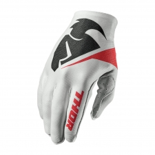 Thor 2019 Handschuhe Invert flection white