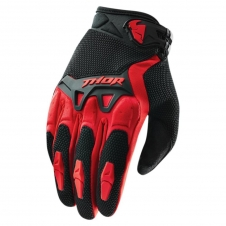 Thor Handschuhe Junior SPECTRUM rot