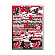 Blackbird Honda Logo Stickerkit
