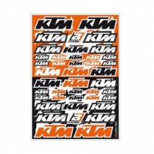 Blackbird KTM Logo Stickerkit