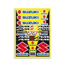 Blackbird Suzuki Stickerkit