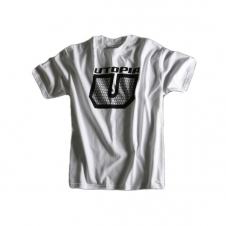 Utopia T-Shirt Chainlink white M