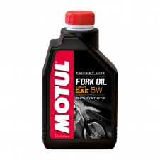 Motul Fork Oil Factory Line Light Gabelöl, 5W, 1L