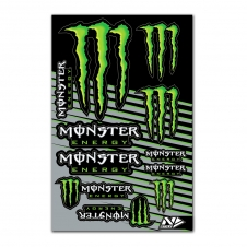 Monster Energy universal Stickerkit V1