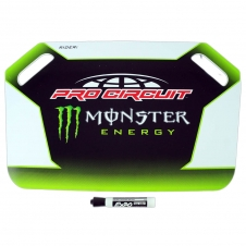 Monster Energy ProCircuit Pitboard Anzeigetafel