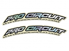 ProCircuit Fenderstickers Hologram