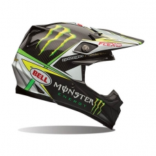 Bell Helm Moto-9, Carbon Flex, Pro Circuit Replica