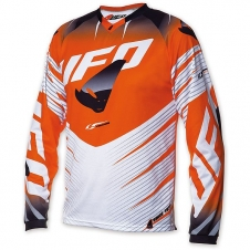 UFO Jersey Voltage orange, Grösse XL