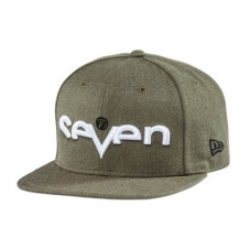 Seven 2019 Cap Brand heather army