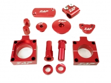 Bling Kit rot, für CRF 250 09-17, CRF 450 09-16