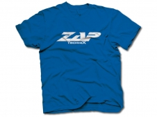 ZAP Shirt  Volume blau L