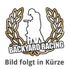 Backyard Racing Teamjacke 2019, schwarz