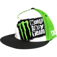 DC Monster Drifting Cap white