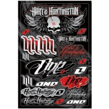 H&H Lifestyle Decal Sheet