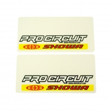 ProCircuit Showa Gabelsticker