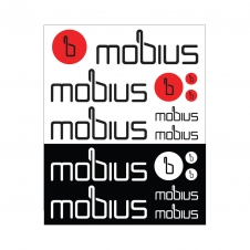 Mobius X8 Sticker Kit