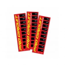 ProCircuit Temperatur Stickers